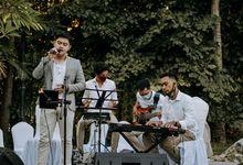 Kadek & Anantasia Wedding by The Beney Entertainment
