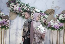 IDR 2.800.000 Engagement Indah & Robby by Flowerdecor70