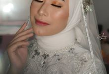 Wedding Kak Sarah by Ellvany Makeup