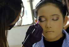 Prawedding Makeup by KIN NUMBER BEAUTY LOUNGE & STUDIO
