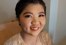 Sister Of Bride - Michelle by Nikki Liem MUA
