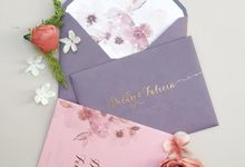 Romantic  Anemone by Invitation Papermint