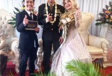 Akad Nikah Pratu Durman and Ayu Wiharyati by Panji Nugraha MC