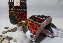 Hand Sanitizer Holder by Mom's Gallery