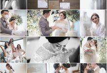 The Intimate Wedding Of Willa & Imam by Amanda Renassa Wedding Organizer