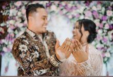 Engagement Angga & Lulu by Flowerdecor70