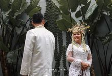 The Wedding Of Annisa & Fajar by Inspiring Inside