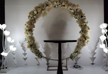 Holy Matrimony Acung & Natalia by Calysta Sangjit Decoration
