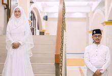Testimoni Customer by Soraya Devi Muslimah Wedding Dress