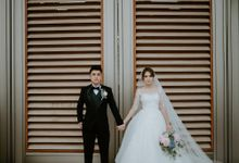 The Wedding of Imanuel & Grace by ERUGO Digital Guest Book