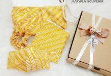 Bridesmaid Hampers by Marvala Souvenir