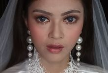 Ms. Evelyn Holy Matrimony by Hana Gloria MUA