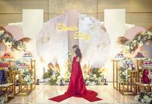 Engagement Decoration by Bleubell Design