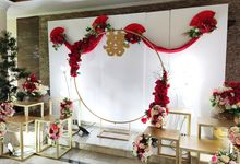 Sangjit Jocelyn & Fung by Calysta Sangjit Decoration