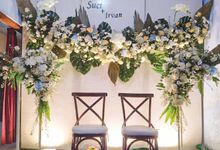 The Engagement Suci & Irvan by ARL Decoration