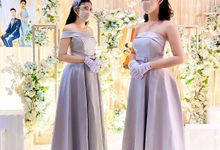 Wedding Of Phillip & Angel - Beauty Usher by Beauty Usher