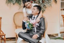 The Wedding Day Of Andri & Rheni ❤️ by Favor Brides