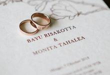 Wedding of Monita Tahalea and Bayu Rissakota by Surosmith