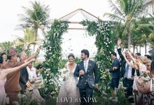 Aline and James wedding by Surosmith