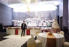Angga & Mona Wedding by HENRY BRILLIANTO