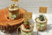 Wedding Marina & Thofan - Sukulen Goni Pita by Greenbelle Souvenir