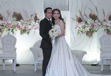 The Wedding Bernad & Stefani by Basilea Center Venue