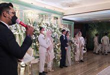 The Wedding of Indira & Ferdian by ALFAS MUHAROMI