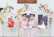 Wedding Of Joshua & Riani - Beauty Usher by Beauty Usher