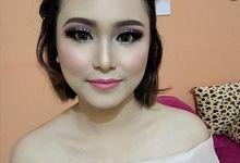 Wedding Makeup by Syifa27-Makeupart