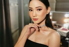 Party Makeup For Ms Regina by Febreen Makeup Studio