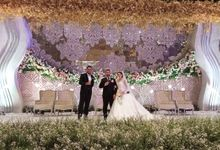 The Wedding of Nadia & Abieb by ALFAS MUHAROMI