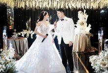 The Wedding Of Goldwin & Angela Tee by Milia_msl