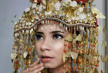 Palembang Bride by Febreen Makeup Studio