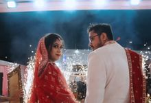 Ankit weds Nidhi by Jungle Entertainments