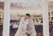 Wedding Of Raisa & Wildan - Sukulen Goni Pita by Greenbelle Souvenir