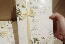 Paket New Normal + Buku Pengajian Pernikahan by Marvala Souvenir