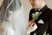 Mr. Vando Vedryan Wedding by Ventlee Groom Centre