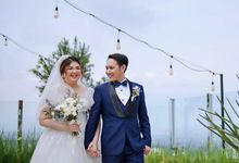 Wedding Of Ivan & Merry - Grassdoll Tulle by Greenbelle Souvenir
