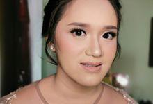 Kristina's Wedding Day by Febreen Makeup Studio