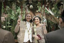 Wedding Of Nashika & Mardian - Coffee Fragrances by Greenbelle Souvenir