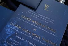Vincen And Lorend by Vinas Invitation