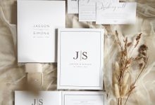 Jaeson And Simona by Vinas Invitation