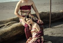 Prewedding by CHERIS'H makeup artist
