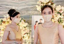 Wedding Of Ida&Tirta- Angpao Girls By BeautyUsher by Beauty Usher