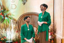 Wedding Of Anis&Dony- Pagar Ayu by Beauty Usher by Beauty Usher