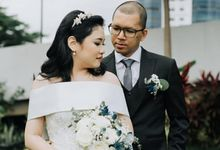 From the wedding of Dewi & wisno by D BRIDE