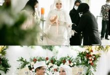 Intimate Wedding ALMIRA WO Bogor  by ALMIRA WEDDING PLANNER & ORGANIZER