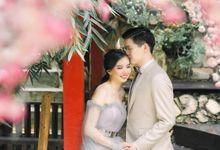 Prewedding A & N by ThienZ Make Up Artist