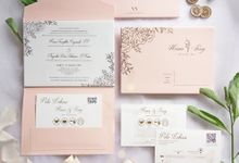 Hana And Sony by Vinas Invitation