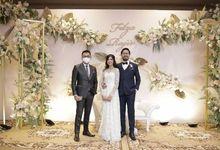 The Wedding of Filza & Rajiv by HENRY BRILLIANTO